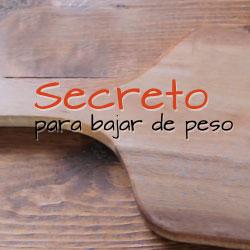 secreto-para-bajar-de-peso