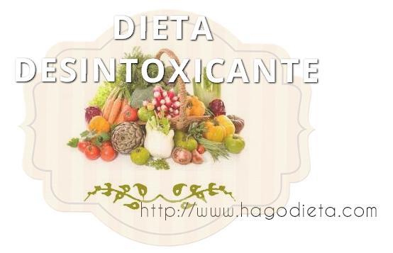 dieta desintoxicante http www hagodieta com