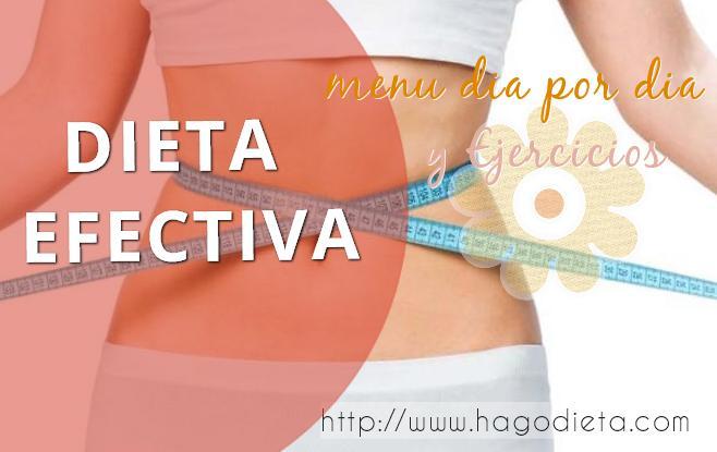 dieta efectiva http www hagodieta com