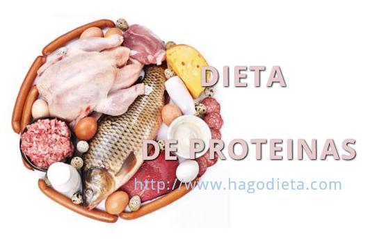 dieta de proteinas http www hagodieta com
