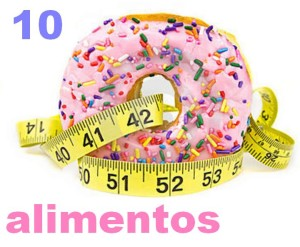 10 alimentos engordan