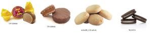 calorias postres galletas