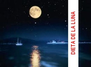 Dieta de la Luna Octubre 2013: 2 Kg en 24 hs.