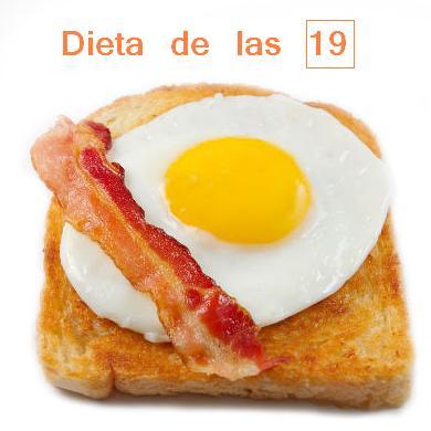 Dieta de las 19