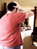 Cómo los hombres pueden perder peso en sus pechos