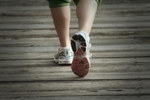 Walkers' Feet