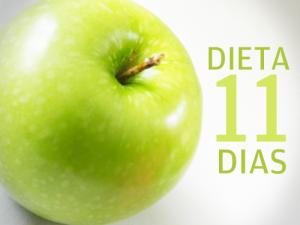 La dieta de 11 días