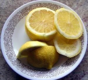 Dieta del Limón para bajar el abdomen