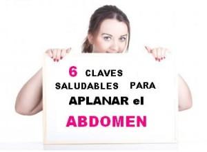 Tips para un Abdomen plano en 1 semana