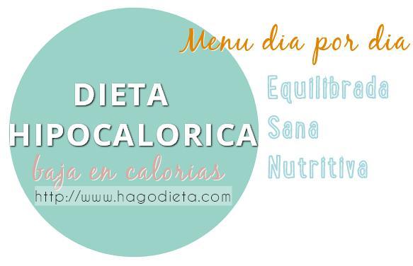 dieta hipocalorica http www hagodieta com