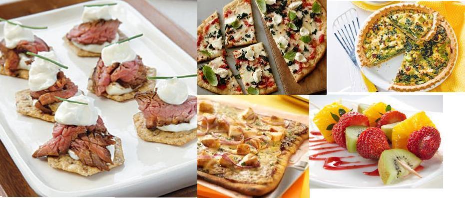 8 menus saludables para cumplea os - Comida cumpleanos adultos ...