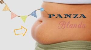 Como combatir la Panza Blanda