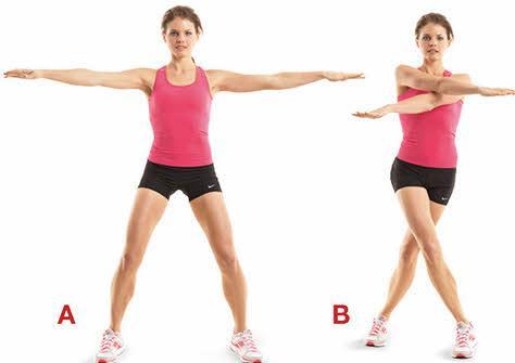 ejercicios yoga brazos flaccidos 2