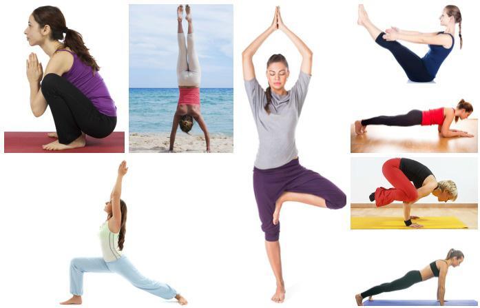 ejercicios yoga brazos flaccidos