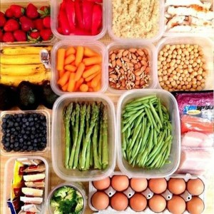 dieta variada saludable