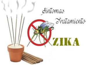 Sintomas y Tratamiento  contra el Zika