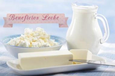 beneficios leche