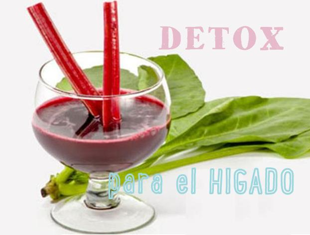 detox higado
