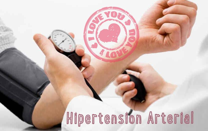 hipertension arterial causas tratamiento