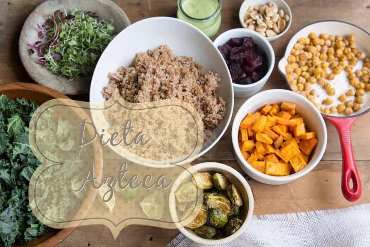 dieta azteca