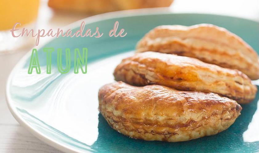 empanadas de atun facil receta