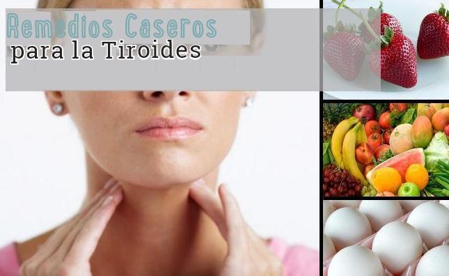 13 remedios caseros tiroides