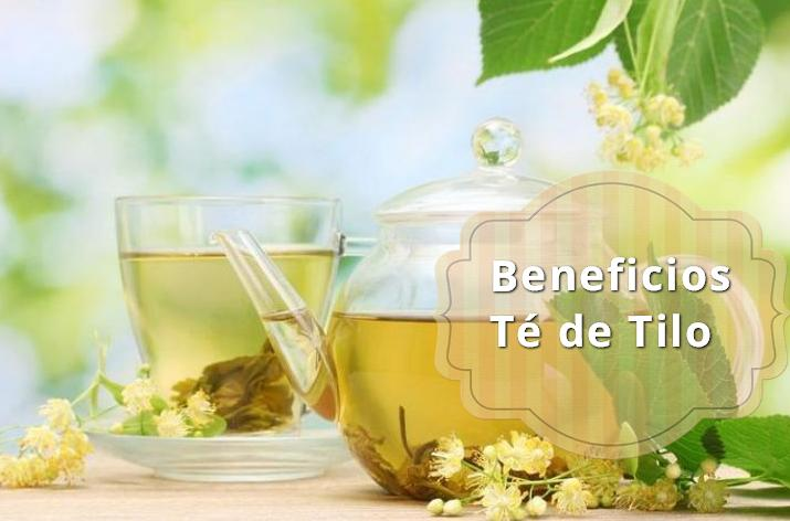 beneficios te tilo