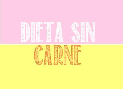 dieta sin carne http www hagodieta com