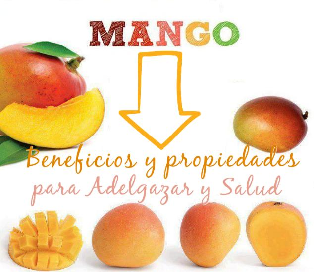 mango beneficios