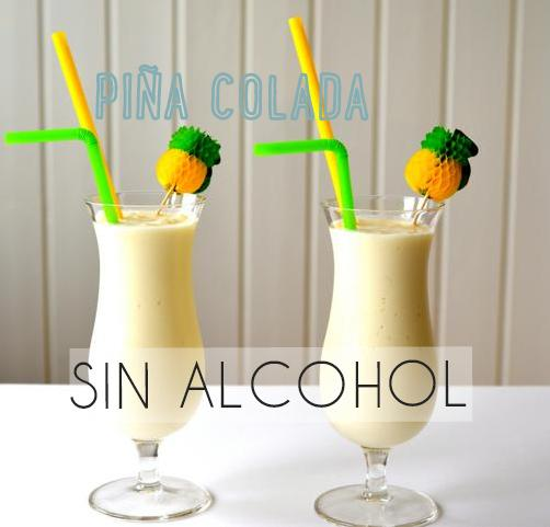 pina colada sin alcohol http www hagodieta com