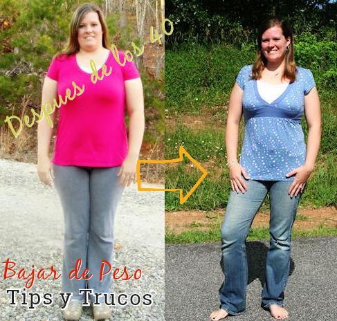 Aumento quiero bajar de peso naturalmente que hago recomienda