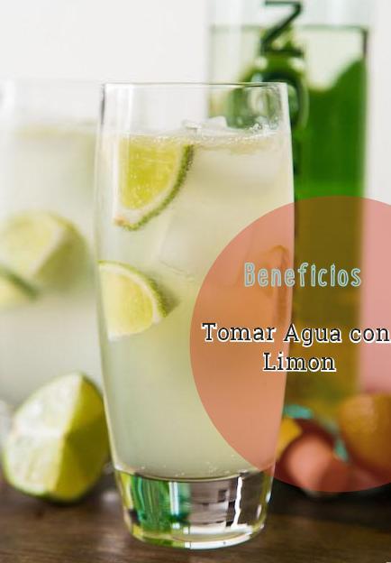 beneficios de tomar agua con limon http www hagodieta com