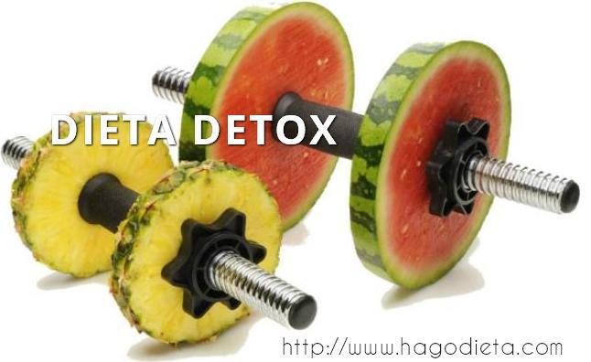 dieta detox http www hagodieta com