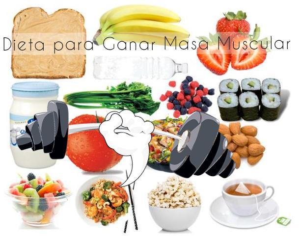 dieta para ganar masa muscular http www hagodieta com