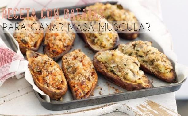 receta batata ganar musculo http www hagodieta com