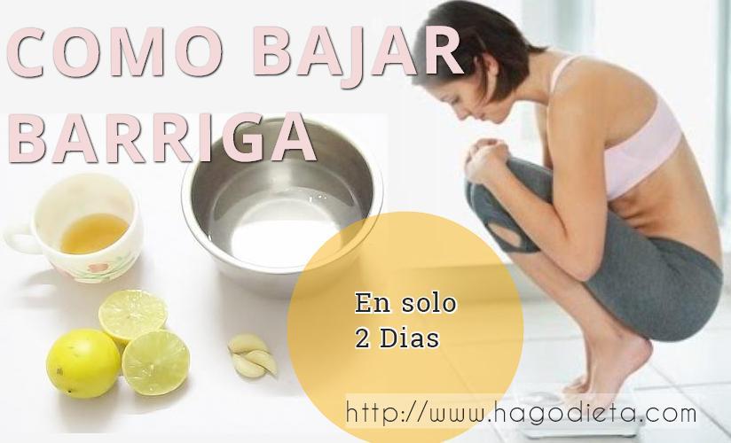 Como Bajar Barriga http www hagodieta com