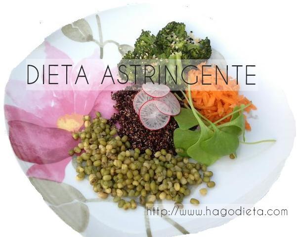 dieta astringente http www hagodieta com