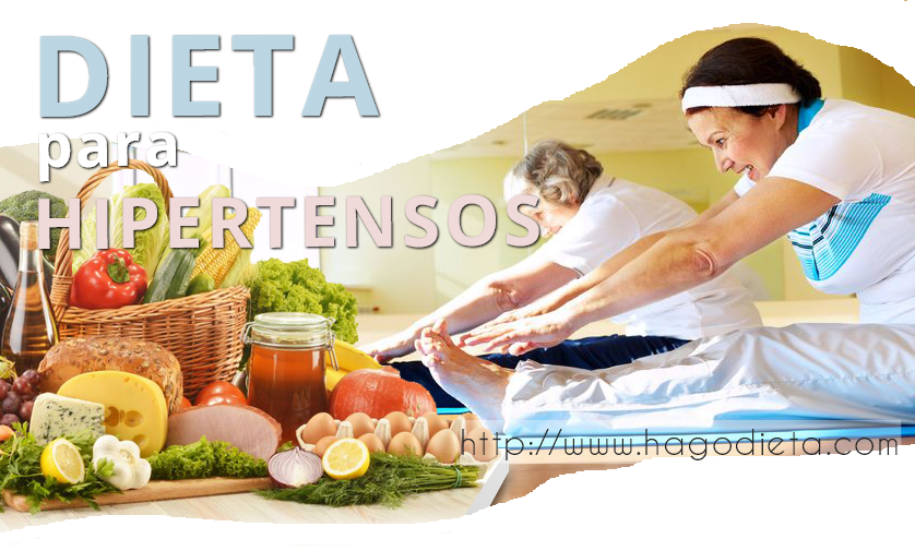 dieta para hipertensos http www hagodieta com