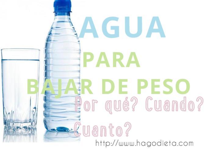 agua-bajar-peso-http-www-hagodieta-com