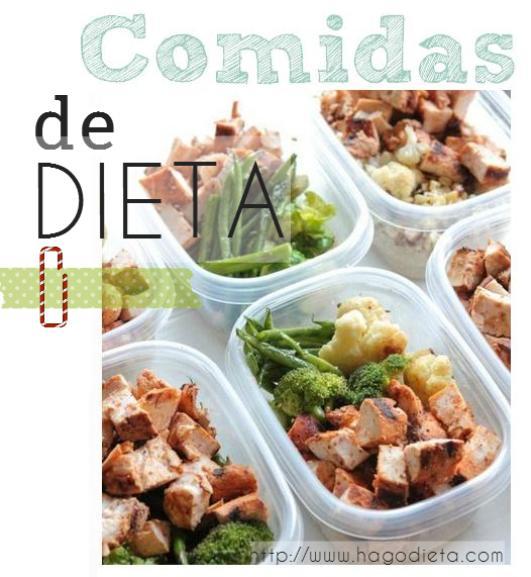 Comidas de dieta - Comida para dieta adelgazar ...