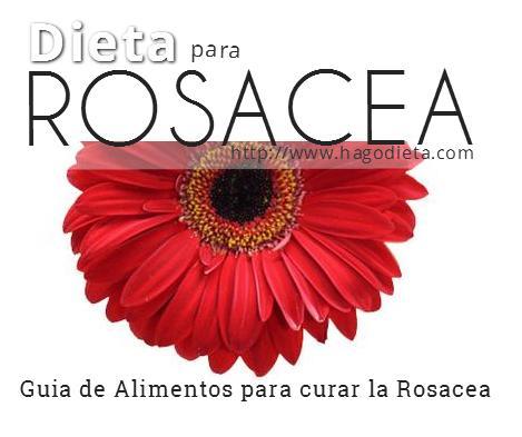 Dieta para Rosacea