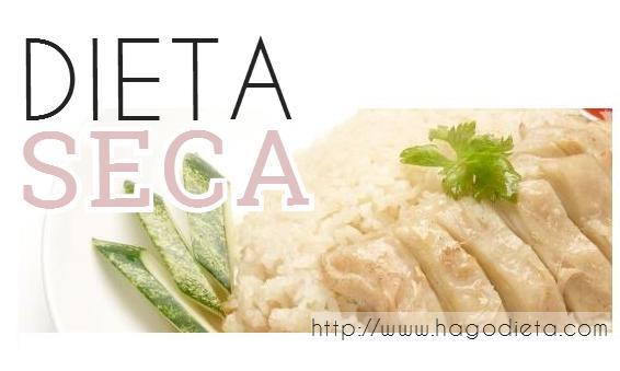 Dieta Seca para Diarrea