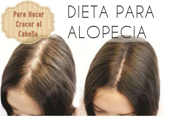 Dieta para Alopecia
