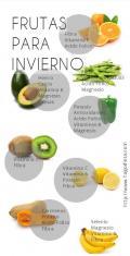 10 Frutas para Invierno