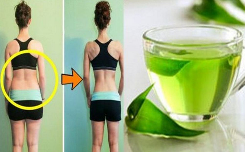 Efectos del Te Verde para Reducir la Cintura