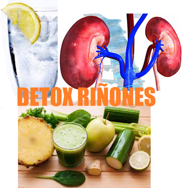 Detox para Riñones