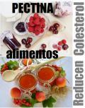 Alimentos con Pectina para Reducir el Colesterol