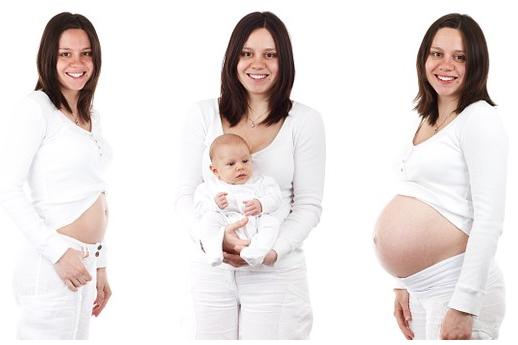 Dieta despues del Embarazo