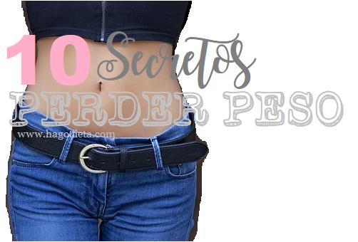10 Secretos para Perder Peso