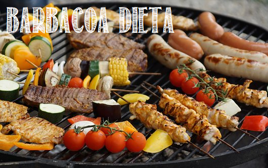Barbacoa Dieta para Bajar 3 Kilos
